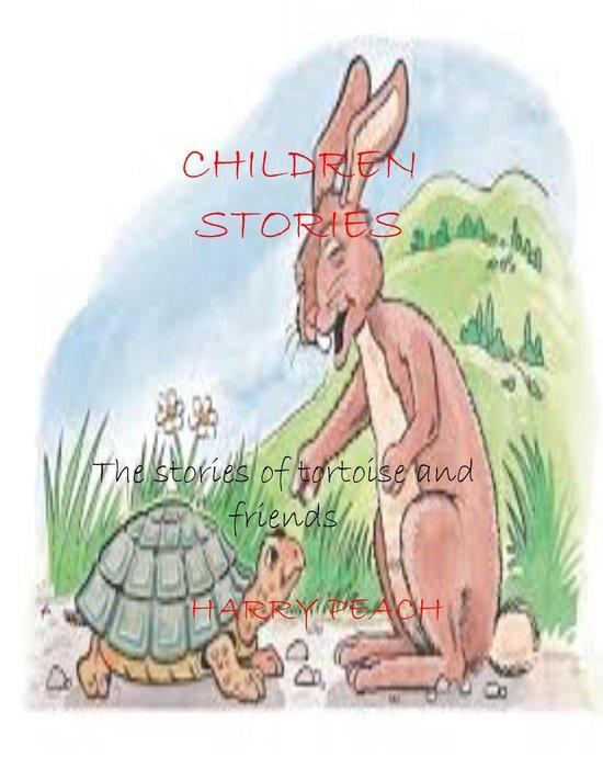 Omslag van CHILDREN STORIES