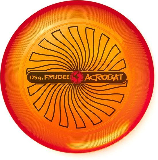 Acrobat Frisbee 175g. - Orange (diam. 27,5cm)