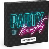 Party or Naughty Date Night - Het ultieme drankspel voor koppels   partyspel