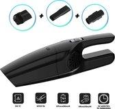 Bol.com-Vitasy® Kruimeldief V1 Snoerloos – Auto stofzuiger – Handstofzuiger – 3 opzetstukken en HEPA filter – USB Oplaadbaar - Zwart-aanbieding