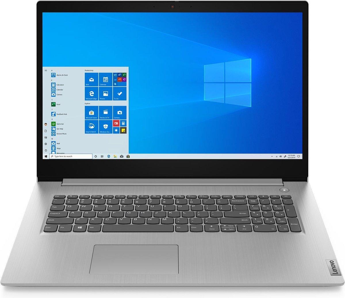 Lenovo IdeaPad 3 81W20084MH - Laptop - 17.3 Inch
