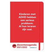 Agenda - 2022 - Docentenagenda - Omdenken - A5 - 14,8x21cm - Multi