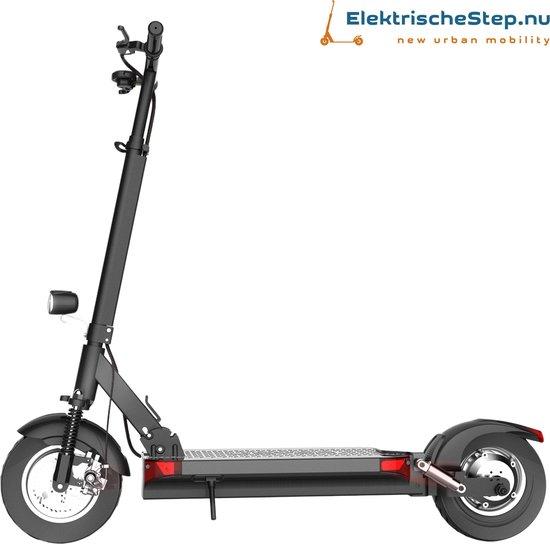Joyor Y10 Elektrische Step - Zwart - 30 km/u - 23 kg - 100 km