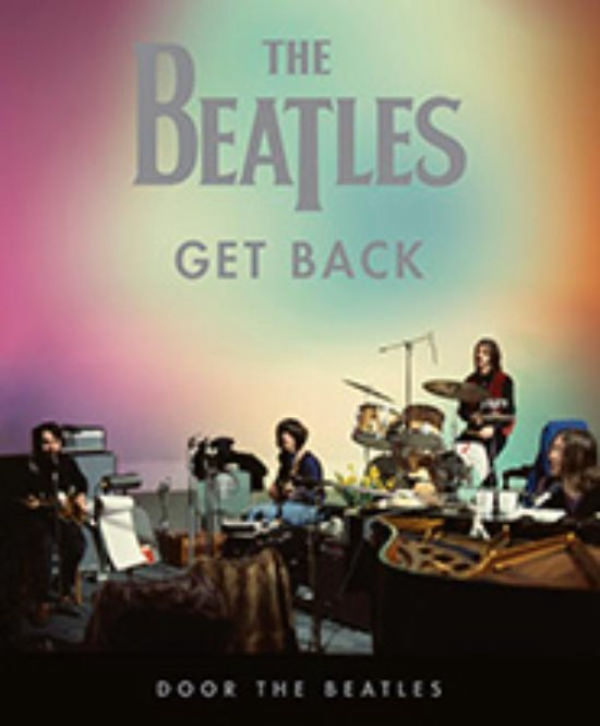 Boek cover Get Back van The Beatles (Hardcover)