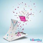 Boemby - Exploderende Confettikubus Wenskaart - Explosion Box - Verjaardagskaart - kaart met Confetti - Happy Birthday - Confetti kaart - Unieke wenskaarten - #1