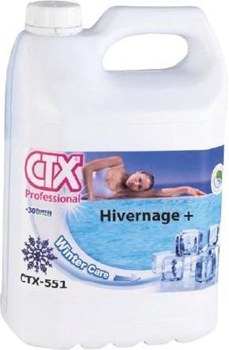 Zwembad overwinteringsproduct 5L - Winter Plus - CTX-551