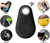 Key Finder –Sleutel Vinder- Sleutelzoeker- GPS Tracker -Gps Tracker Hond-Locatietracker met bluetooth 4.0-  Key Tracker met Gratis App- Voor IOS & Android- Zwart