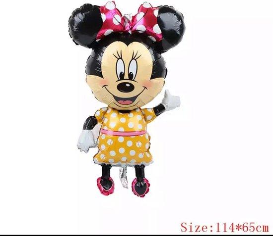 Disney Giant  Minnie Mouse Party Ballonnen Folie Ballon Verjaardagsfeestje Decoraties Kinderen Klassieke Speelgoed Geschenken