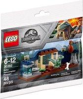 LEGO Jurassic World™ 30382 Baby Velociraptor Playpen (polybag)