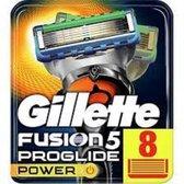 Gillette Fusion ProGlide power scheermesjes 8st