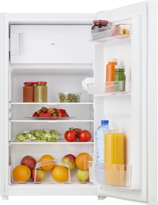 Tafelmodel koelkast: Tomado TRT4801W - Tafelmodel koelkast - 81 liter - met vriesvak - wit, van het merk Tomado