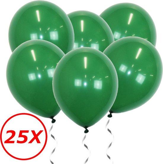 Groene Ballonnen Verjaardag Versiering Groene Helium Ballonnen Feest Versiering Jungle Versiering Groen 25 Stuks