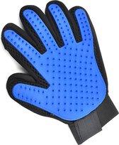 Dierenborstel handschoen | Kattenborstel handschoen | Huisdierhaar verwijderaar | Hondenborstel handschoen | Handschoen kat | Handschoen haren verwijderen links | Per stuk | Able & Borret