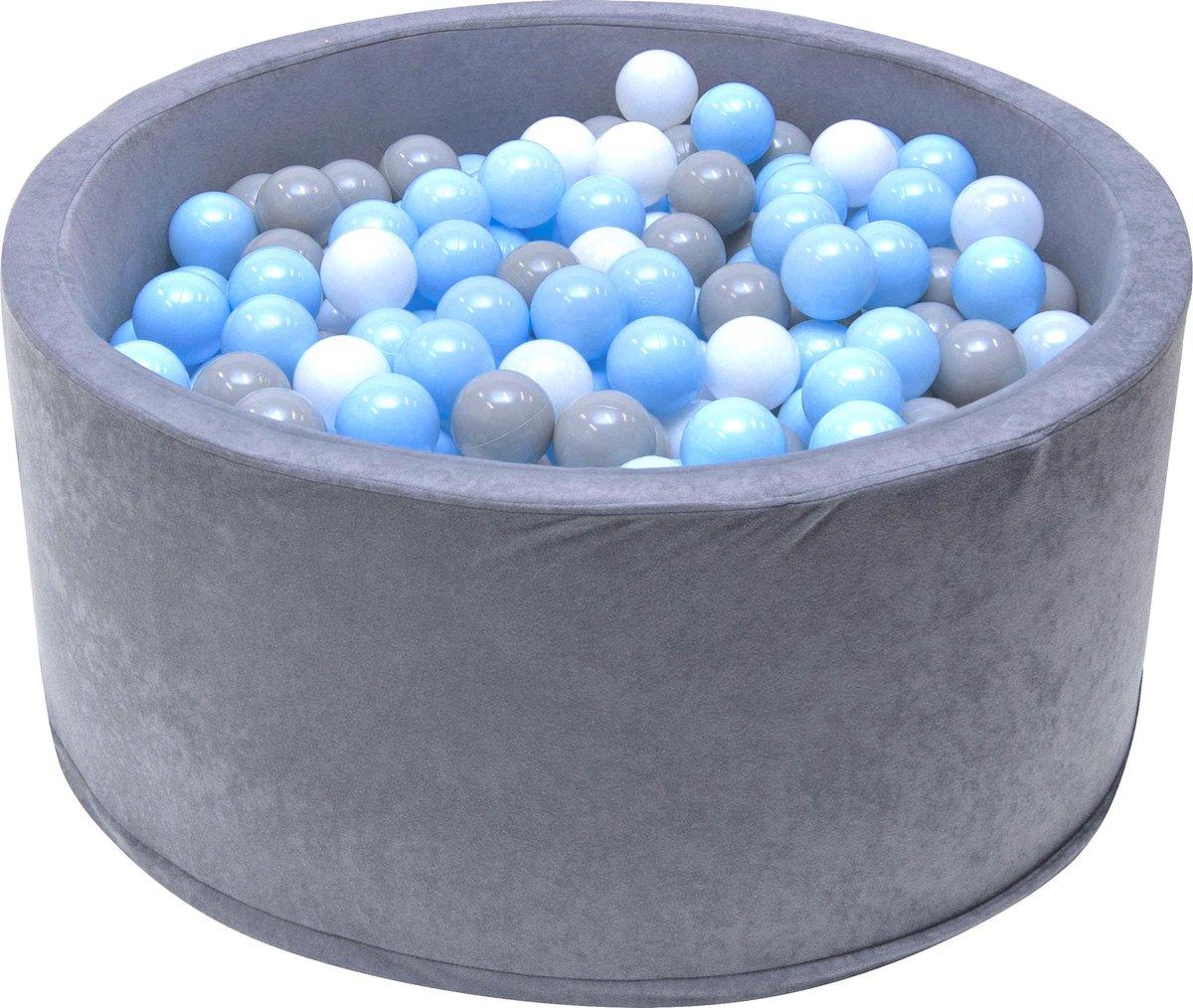 Ballenbak XL incl ballenbak ballen - Grijs