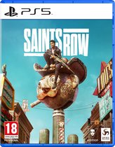 SAINTS ROW - Day One Edition - PS5