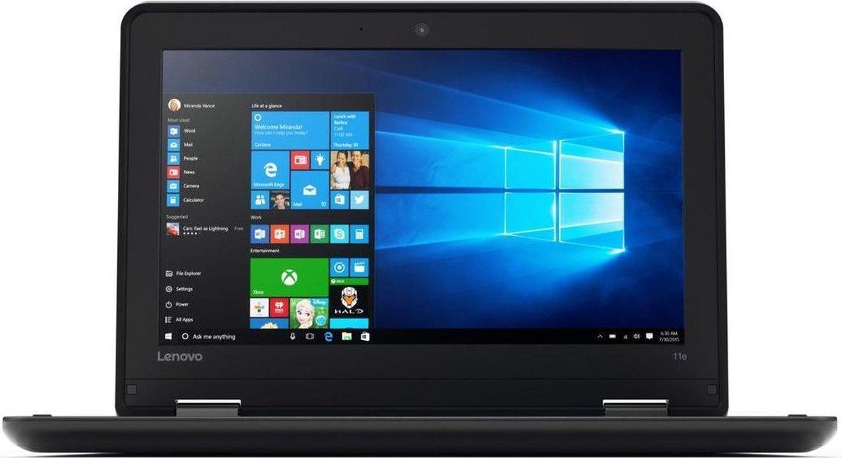 Lenovo Thinkpad Yoga 11e (Refurbished) 11.6 inch - Intel Quad Core N3160 - 4GB - 128GB SSD - Windows 10