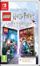LEGO Harry Potter Years 1-7 Collection (Code in a Box) (Nintendo Switch)
