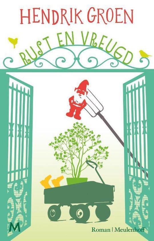 Boek cover Rust en Vreugd van Hendrik Groen (Paperback)