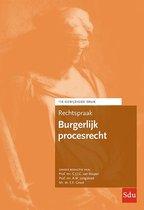 Rechtspraakreeks  -   Rechtspraak Burgerlijk procesrecht