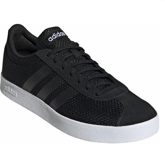 adidas Performance Vl Court 2.0 Skateboard schoenen Vrouwen zwart 38 2/3