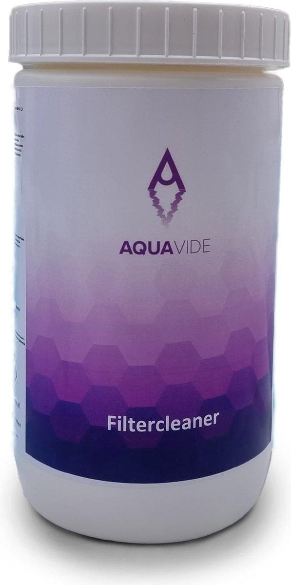 Aqua Vide Filterreiniger - 1000 gram
