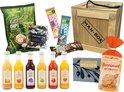 Man-Box Gezonde Cadeaubox - cadeau voor man - Houten box met breekijzer - verrassingspakket - uniek en origineel cadeau - GRATIS PERSOONLIJK KAARTJE MEESTUREN