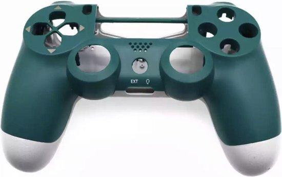 DualShock 4 behuizing V2 Alpine green JDM 050/055 + 3mm schroevendraaier
