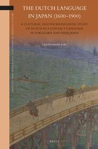 The Dutch Language in Japan (1600-1900)