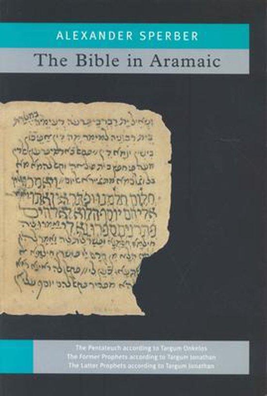 Boek cover The Bible in Aramaic, Vol. 1 van  (Paperback)