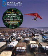 A Momentary Lapse Of Reason (CD+Blu-ray)
