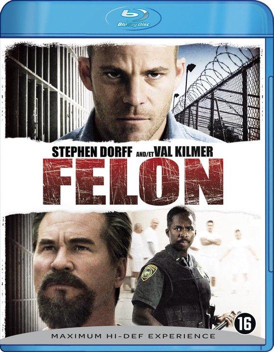 Cover van de film 'Felon'