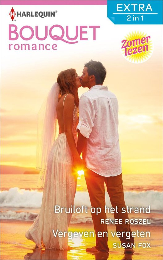 Bouquet Extra 514 - Bruiloft op het strand ; Vergeven en vergeten - Renee Roszel |