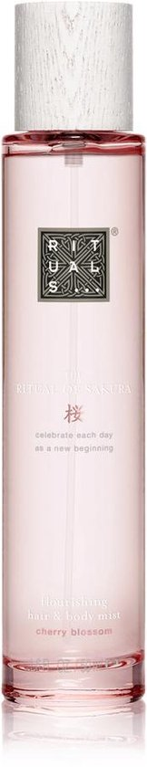 The Ritual of Sakura Hair & Body Mist - 50 ml