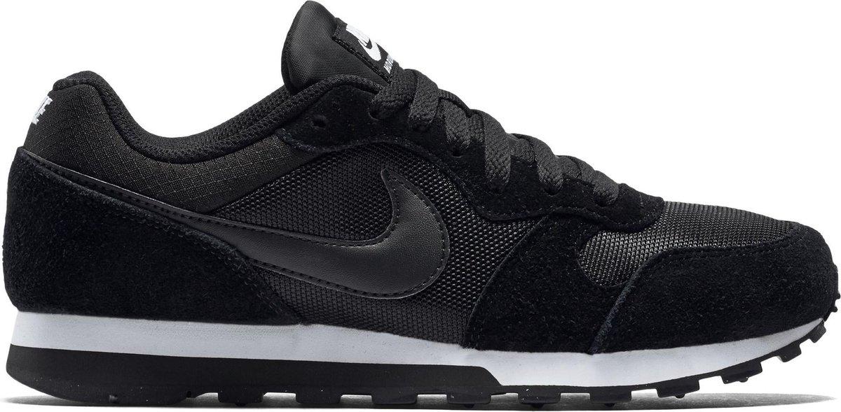 | Nike Md Runner 2 Dames Sneakers BlackBlack