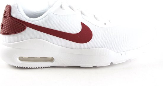 Heren Veterschoenen Nike Air Max Oketo Aq2235-101 Wit - Maat 40½