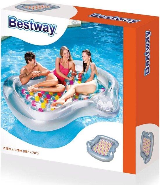 Bestway Lounge drijvend 43045