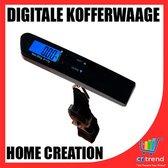 Home Creation Living Digitale Kofferweegschaal - Grijs