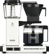 Filterkoffiemachine KBG Select, Off-White – Moccamaster