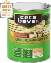 Cetabever Tuinmeubelbeits - Natuurlijk Effect - Blank - Mat - 750 ml