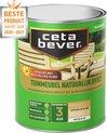 CetaBever Tuinmeubel Beits - Natuurlijk Effect - Mat - Blank - 750 ml