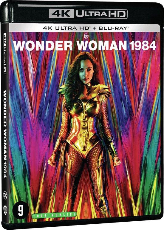 Wonder Woman 1984 (4K Ultra HD Blu-ray)