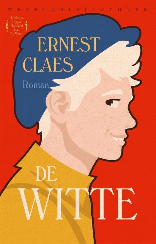 Boek cover Wereldbibliotheekklassiekers 3 - De Witte van Ernest Claes