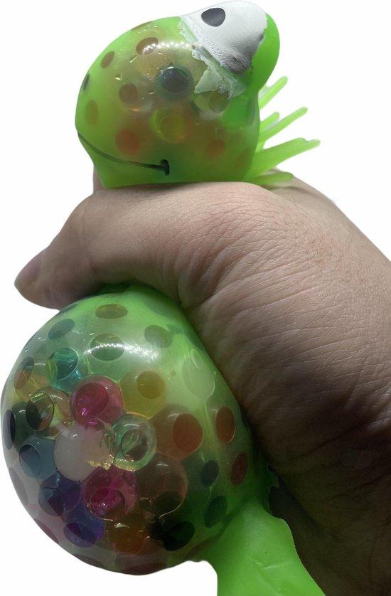 Afbeelding van het spel Stressbal Orbeez - Stressbal Kinderen - Stressbal Kikker Groen