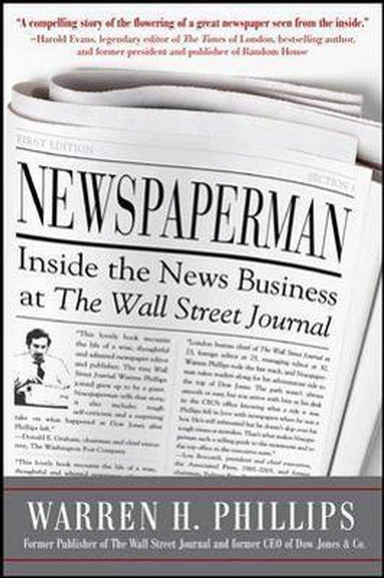 Newspaperman
