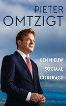 Boek cover Een nieuw sociaal contract van Pieter Omtzigt (Onbekend)