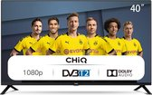 CHiQ L40G4500 - 40 inch Full HD LED LCD-tv - DVBT / T2 / C / S2 Tuner - Dolby Audio