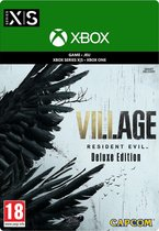 Resident Evil Village Deluxe Edition - Xbox Series X + Xbox One Download
