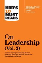HBR's 10 Must Reads on Leadership, Vol. 2
