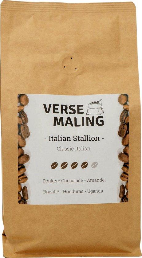 Verse Maling - Italian Stallion - Koffiebonen 1 KG - Specialty koffie - Vers...