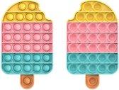 Fidget Toys- Popit - pop it - ijs - Popsicle